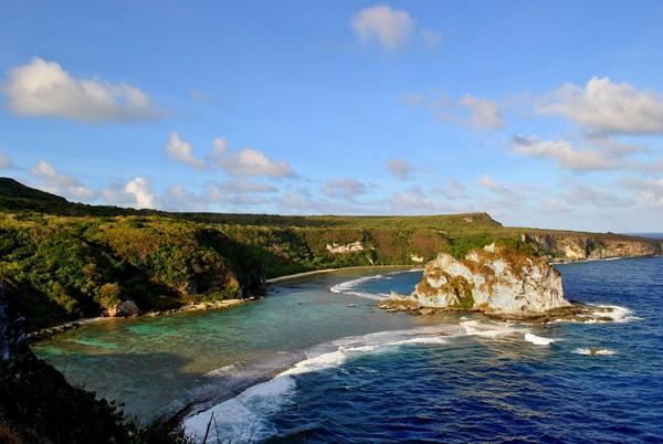 Pulau Saipan merupakan bagian dari Kepulauan Mariana Utara yang letaknya di Samudera Pasifik bagian barat. Pulau ini adalah persemakmuran Amerika Serikat. Foto: Dok. raksyBH/iStock