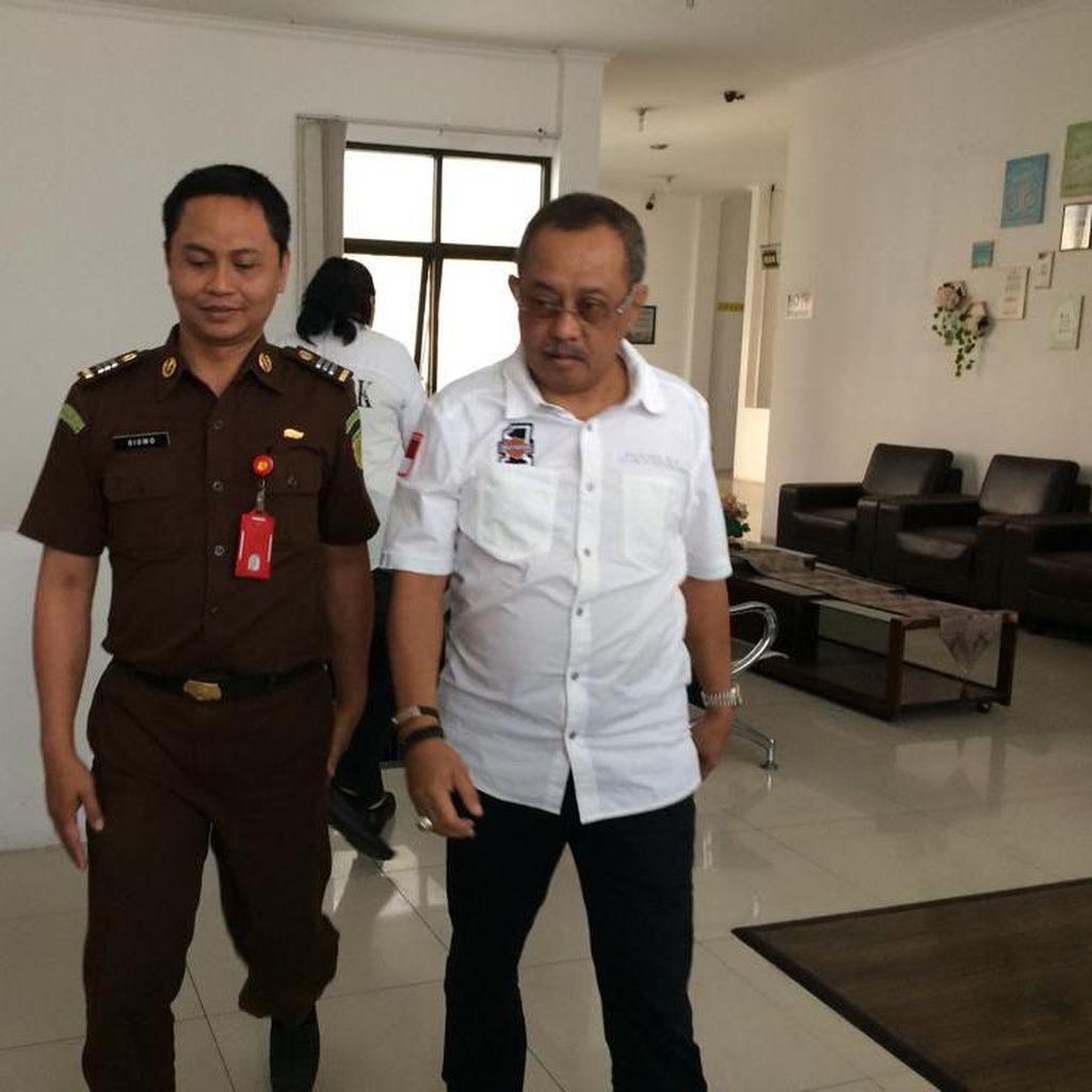 Mantan Ketua DPRD Surabaya Armuji Diperiksa Jadi Saksi Kasus Jasmas