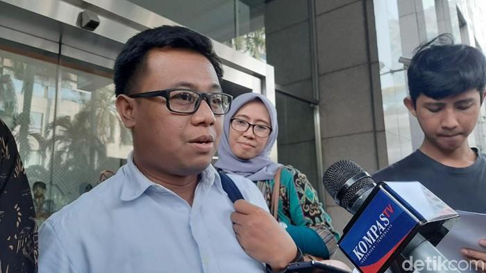 Peneliti Transparency Internasional Indonesia (TII) Wawan Suyatmiko (Lisye/detikcom)