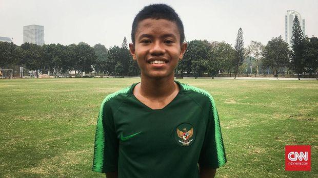 Ruy Arianto tak bisa mendapat dukungan langsung dari orang tuanya karena persoalan biaya. (