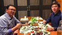 Nicholas Sean Ditanya Usai Ahok Bicara soal Perselingkuhan Veronica Tan