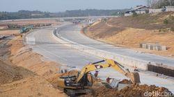 Melihat Lebih Dekat Proyek Tol di Calon Ibu Kota RI