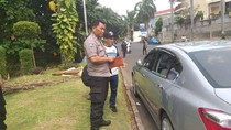 Jadi Korban Pencurian Pecah Kaca Mobil, Rico Ceper Rugi Rp 14 Juta