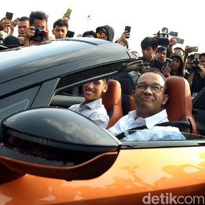 Anies Gelar Formula E, Bagaimana Dampaknya ke Ekonomi Jakarta?