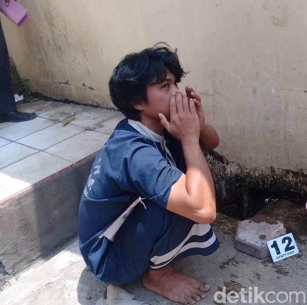 Adegan Sadis Pembunuhan Pengantin Baru di Pemalang Direkonstruksi