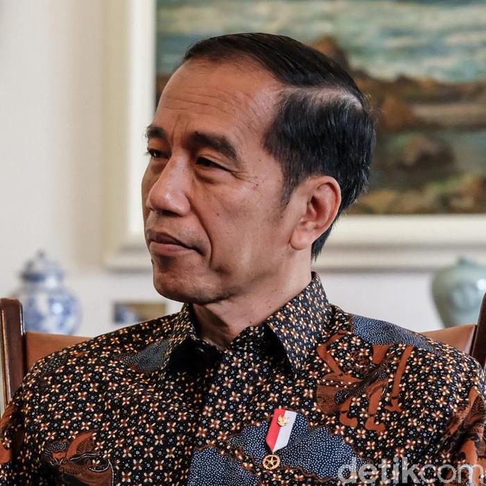 Presiden Jokowi (Foto: Andhika Prasetia/detikcom)