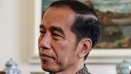 Jokowi Pastikan Jumlah Menteri di Kabinet Barunya Tetap 34