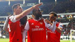 Frankfurt Vs Arsenal: Meriam London Menang 3-0