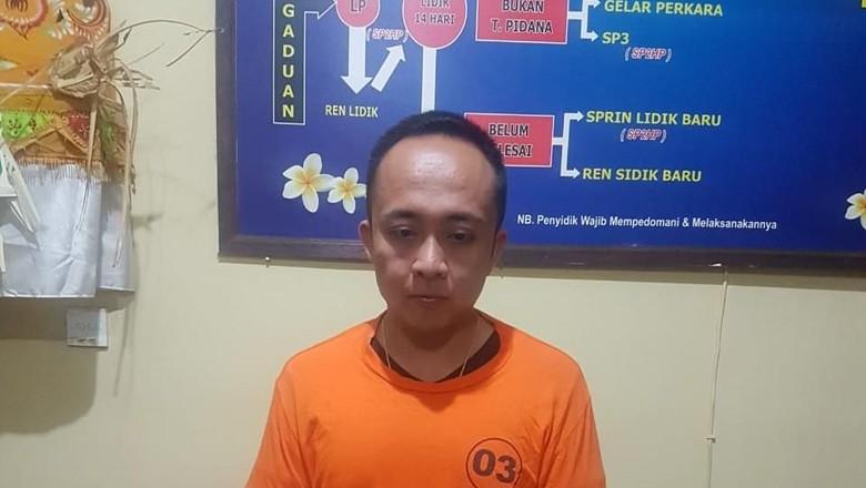 Dibakar Api Cemburu, Komang Tebas Dokter di Puskesmas Bali