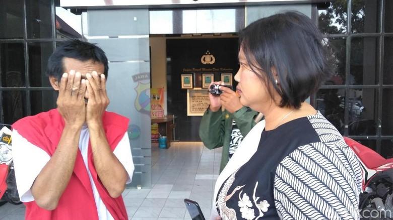 Petugas Rumah Baca di Surabaya Cabuli Anak di Bawah Umur