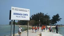 Ada yang Positif Corona, Wisata Pulau Tidung Dibatasi