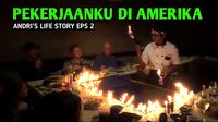 Kisah Sukses Pria Sragen Jadi Tukang Nasi Goreng di Amerika