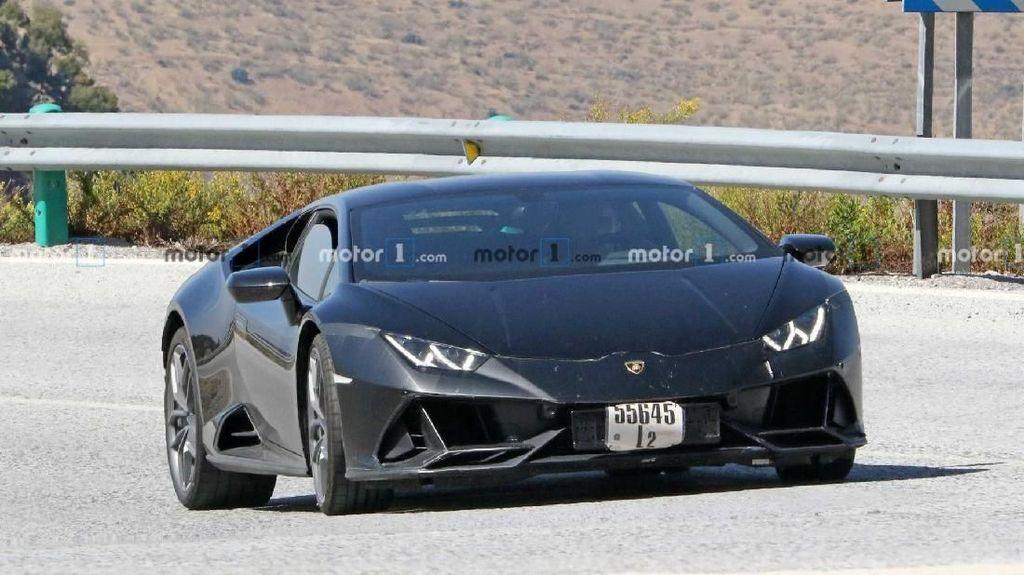 Tampang Lamborghini Huracan Evo Terbaru