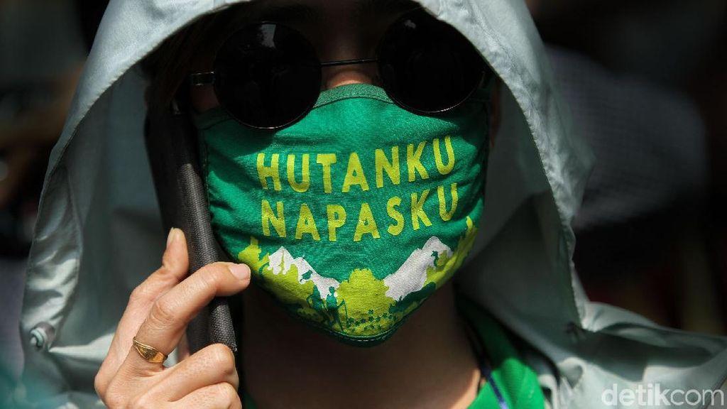 Muncul 286 Titik Panas di Sumatera, Terbanyak di Lampung