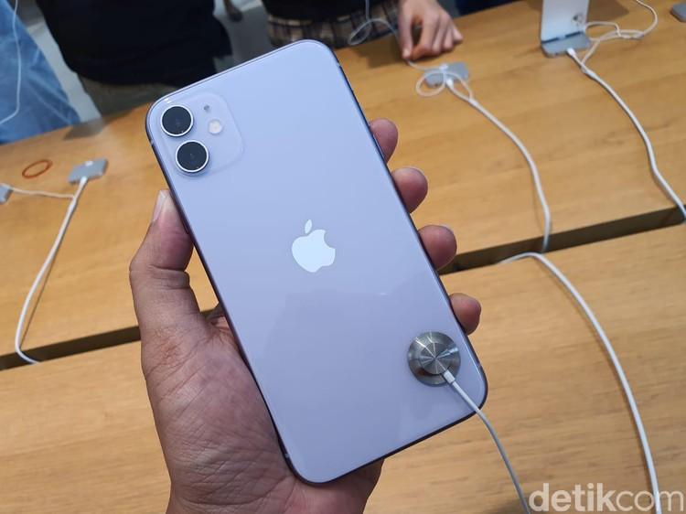 Iphone 11 Ungu