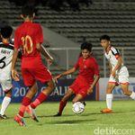 Pesta Gol ke Gawang Brunei Modal Indonesia Lawan China