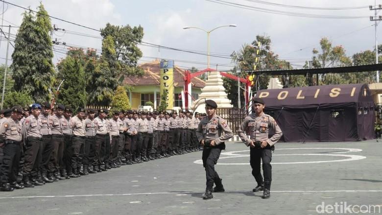Polisi Banyuwangi Petakan Kerawanan Jelang Pilkades Serentak 2019
