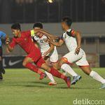 Babak Pertama, Indonesia Ungguli Brunei 2-0