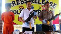 6 Anggota KKB Aceh Serahkan Diri ke Polisi