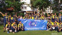 YouTuber Jalan-jalan ke Bali Promosikan Aplikasi PT KAI