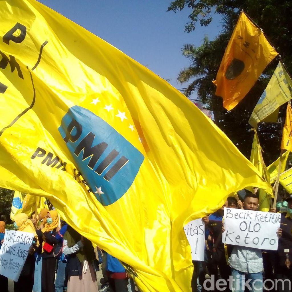 Pilih Dukung KPK, PMII Purworejo Tolak Instruksi Turun ke Jalan