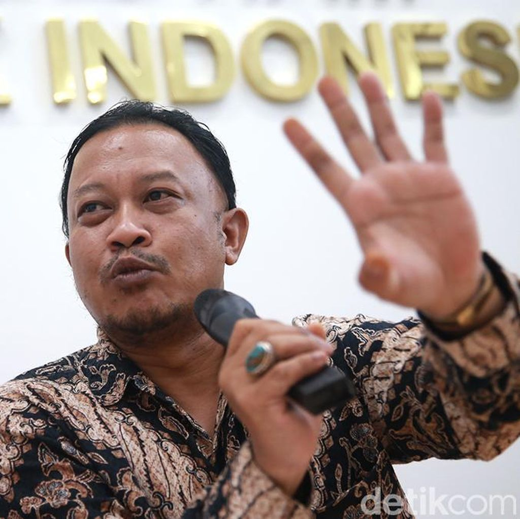 Komnas HAM Minta DPR Ikuti Jokowi Tunda Pengesahan RKUHP