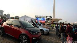 470 Kendaraan Listrik Ditargetkan Ikut Karnaval Jakarta Langit Biru