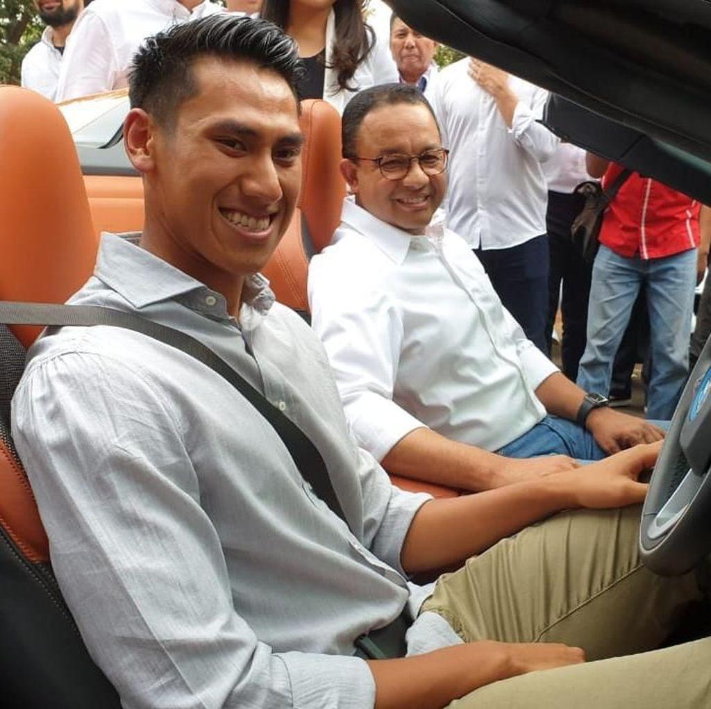 Pembalap Sean Gelael Berharap Ada Wakil Indonesia di Ajang Formula E
