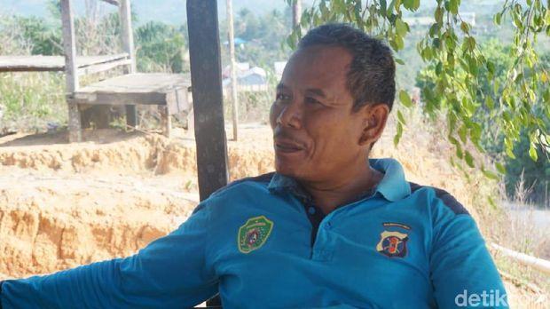Kepala Dusun 01 Desa Semoi Dua Mas'ud