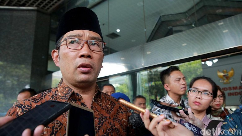 Doakan Wiranto Pulih, Ridwan Kamil Minta Aparat Tingkatkan Kewaspadaan