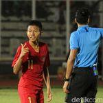 Kualifikasi Piala Asia U-16 2020: Indonesia Lumat Brunei 8-0