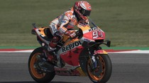Marquez Kuasai FP1 MotoGP Aragon