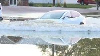5 Cara Aman Nyetir di Tengah Banjir