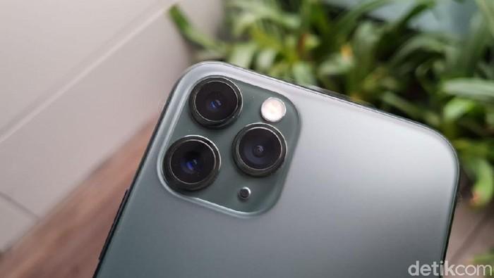iPhone 11 Pro. Foto: Adi Fida Rahman/detikINET