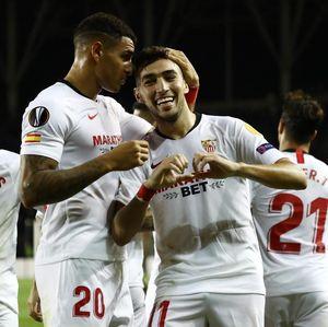 Hasil Liga Europa: Sevilla Menang Telak 3-0 di Markas Qarabag