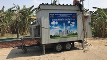 Usai Pabrik Arang Dibongkar, DKI Pasang Alat Pantau Udara di Cilincing