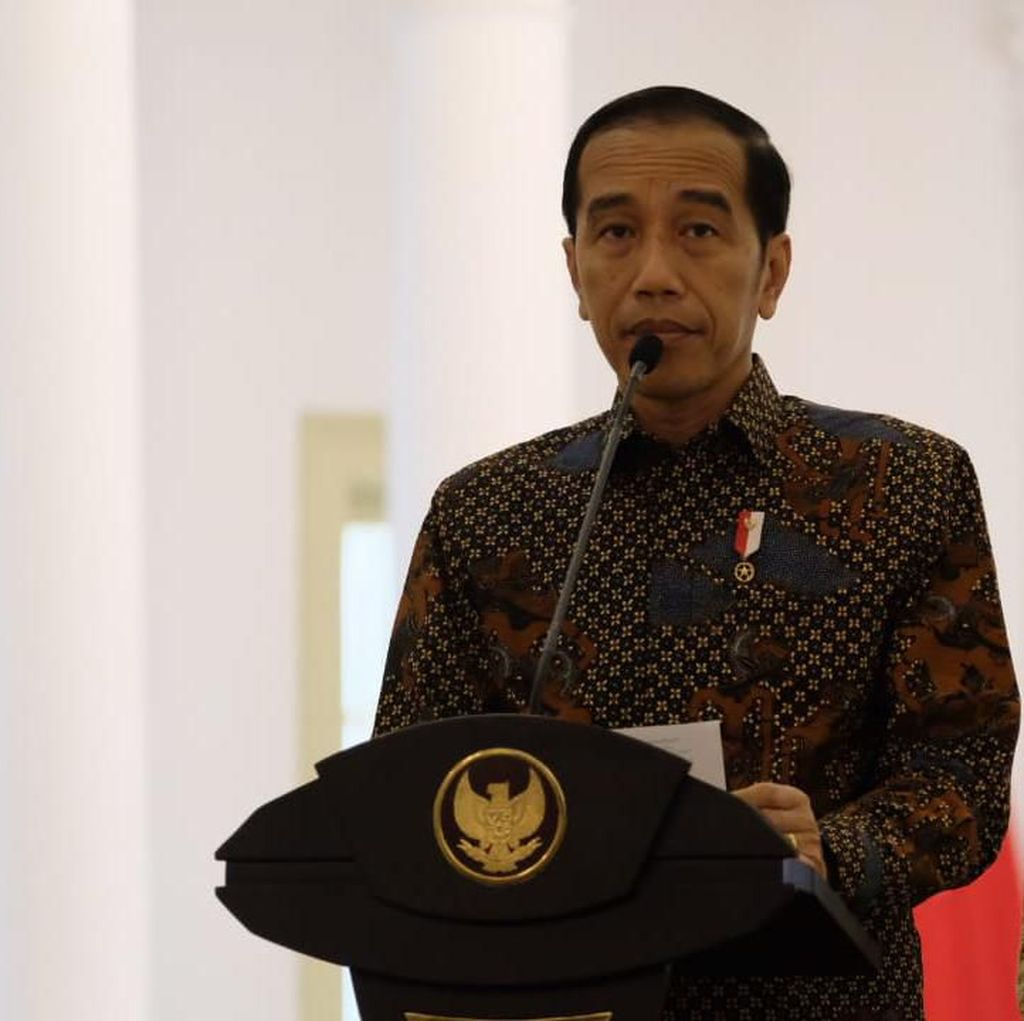 Jokowi Kumpulkan Menko Polhukam-MenkumHAM, Bahas Situasi Keamanan?