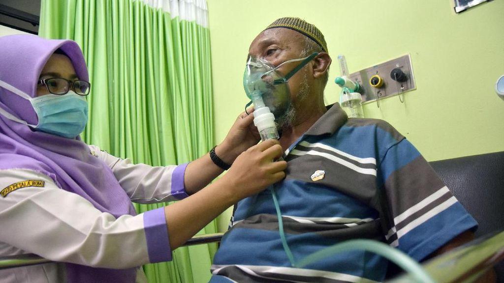 Deretan Penyakit yang Berisiko Diidap Ketika Terpapar Kabut Asap
