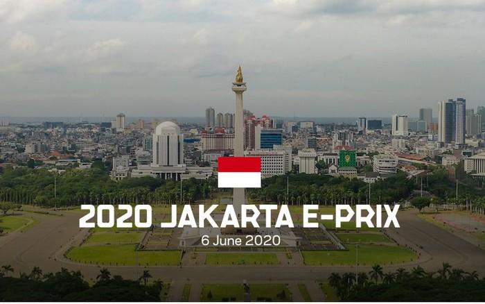 FIA Formula E resmi digelar di Jakarta 2020 mendatang