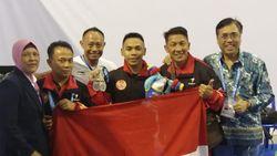 Eko Yuli Raih Dua Perak dari Kejuaraan Dunia Angkat Besi