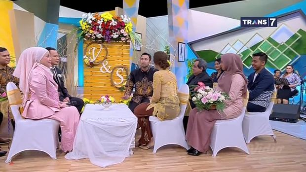 Usaha Vicky Prasetyo Menikah untuk ke-25 Kalinya