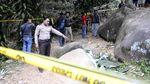 10 Adegan Pembunuhan Pengantin Baru di Pemalang Direkonstruksi