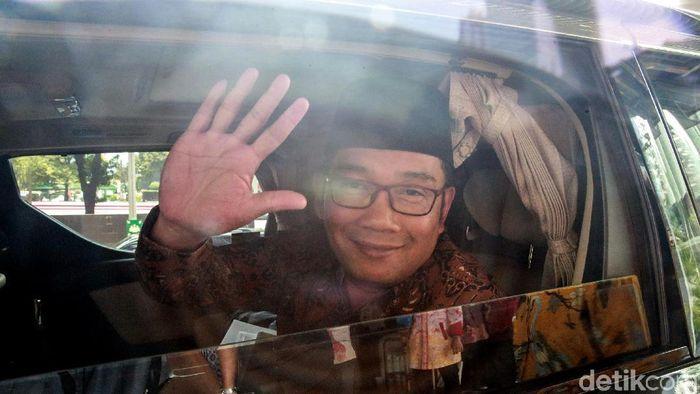 Gubernur Jawa Barat Ridwan Kamil/Foto: Ari Saputra