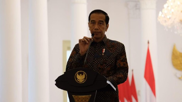 Foto: Presiden Joko Widodo (Jokowi) (Andhika Prasetia/detikcom).