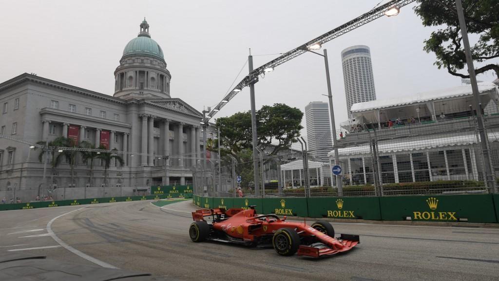 GP Singapura Siapkan Beberapa Langkah Tanggulangi Kabut Asap