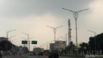 Sore Ini, Medan dan Sebagian Wilayah Sumut Diselimuti Kabut Asap