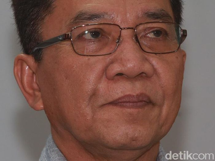 Sekjen PBSI, Achmad Budiharto