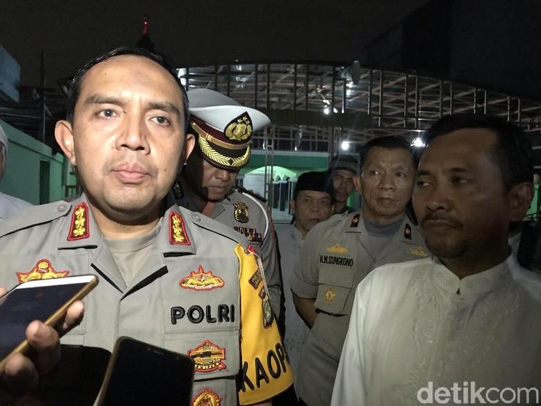 Polisi Tunggu Hasil Lab Pencemaran Udara Pabrik Cilincing