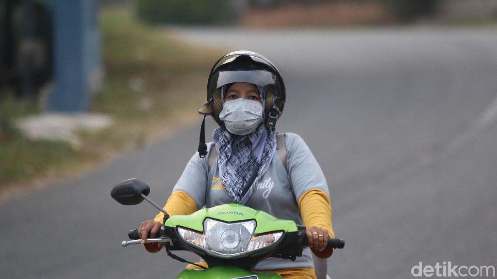 Ingin Sumbang Korban Kabut Asap? Obat dan Perlengkapan Ini Paling Dibutuhkan