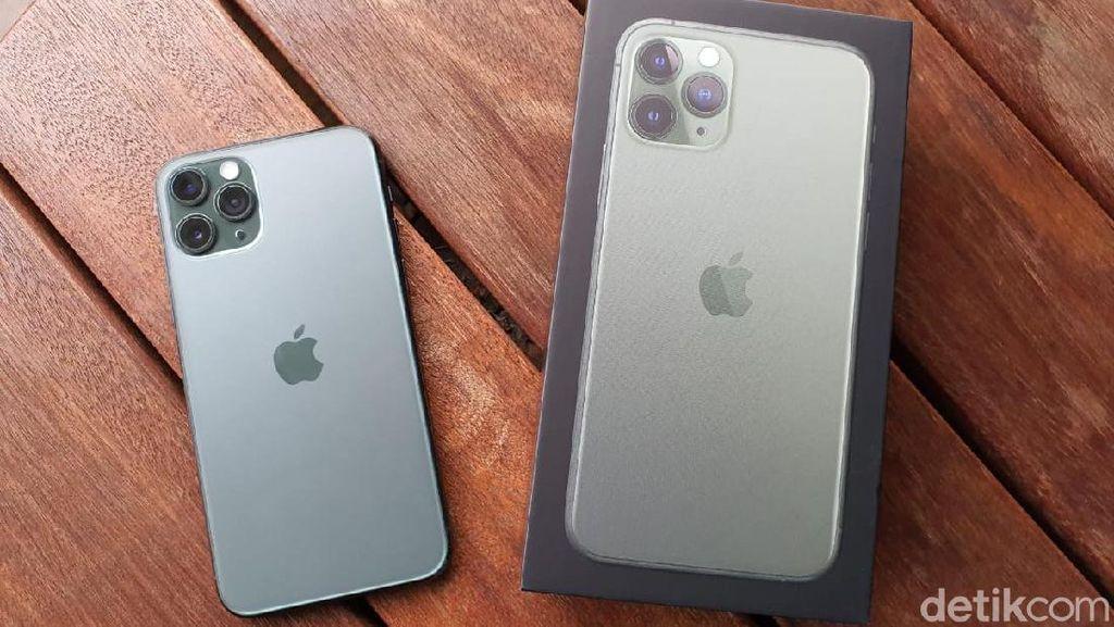 iPhone 11 Pro Suka Kirim Lokasi User ke Apple, Pelanggaran?